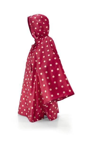 Reisenthel mini maxi Poncho Ruby Dots