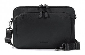 "Tucano One Premium sleeve 11"" læder sort"